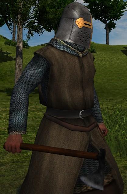 bearded axe ingame