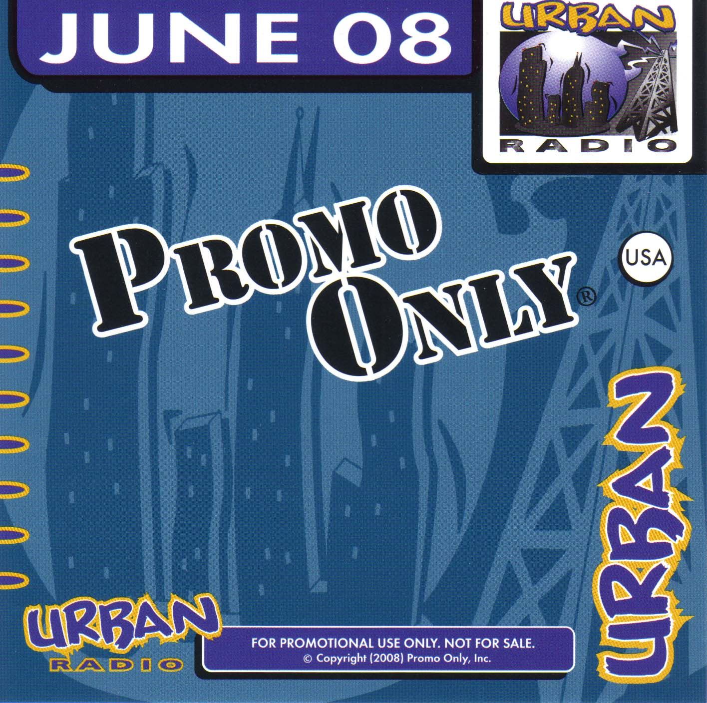 00 va promo only urban radio june 2008 front