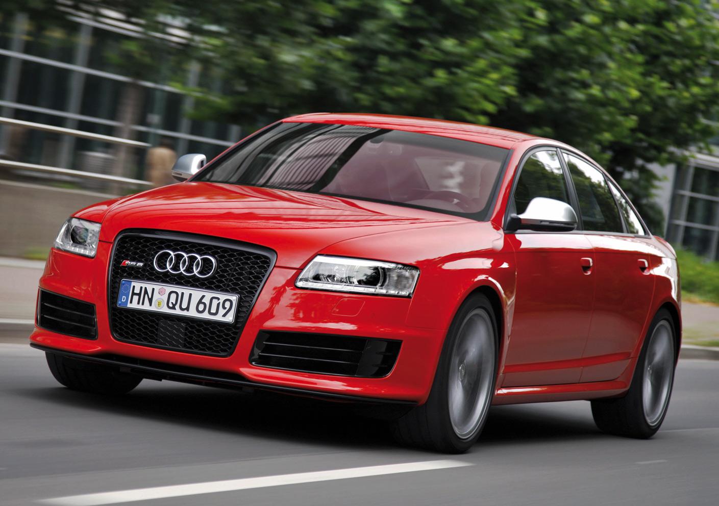 Audi RS 6 5